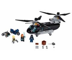 76162 Погоня на вертолёте Чёрной вдовы