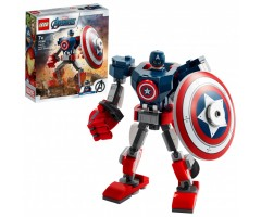 76168 Капитан Америка: Робот