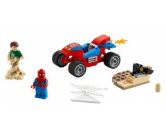 76172 Бой Человека-Паука с Песочным Человеком