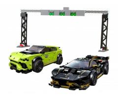 76899 Lamborghini Urus - Lamborghini Huracan Super Trofe