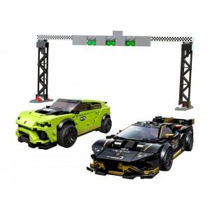 «Lamborghini Urus - Lamborghini Huracan Super Trofeo EVO» 76899