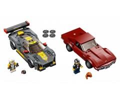 76903 Chevrolet Corvette C8.R Race Car и Chevrolet Corve
