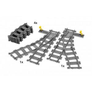 «Железнодорожные стрелки» 7895