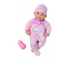 794449 Кукла с бутылочкой, 36 см