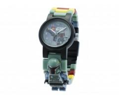 8020448 Часы LEGO Star Wars Boba Fett
