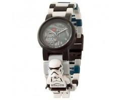 8021025 Часы Star Wars с минифигурой Stormtrooper