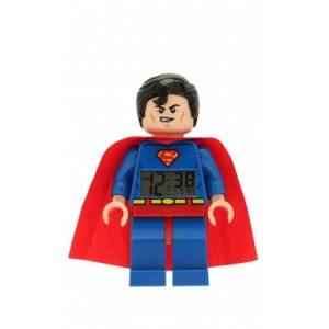 «Будильник Лего  Супермэн» 9005701