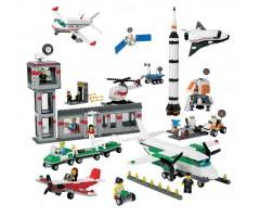Космос и аэропорт
