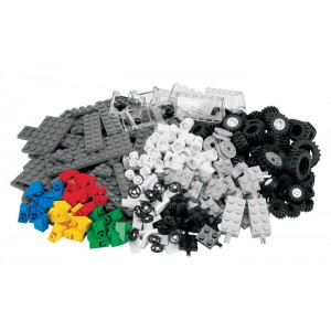 «Колеса. LEGO» 9387