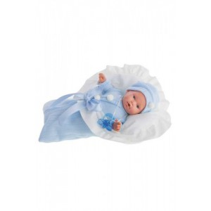 «Ланита в голубом, 27 см» AJ1110B