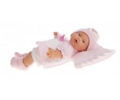 Ланита на розовой подушке