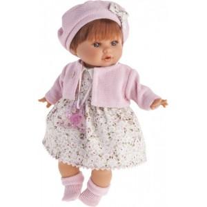 «Кукла Кристиана в розовом  30 см» AJ1338P