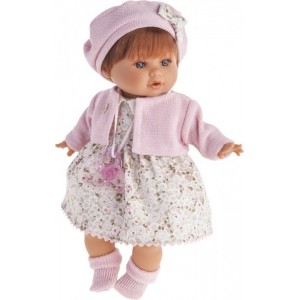 «Кристиана в розовом  30 см» AJ1338P