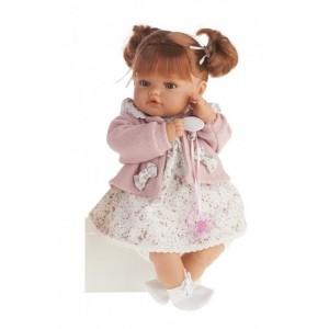 «Кукла Каталина в розовом, 42см» AJ1668P