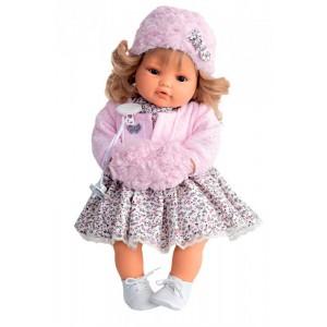 «Белла в розовом, 42 см» AJ1669P