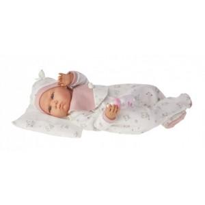 «Кукла Бертина в розовом, 52см» AJ1951P