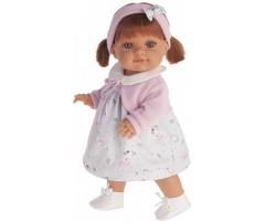 AJ2260P Кукла Эвелина, 38см