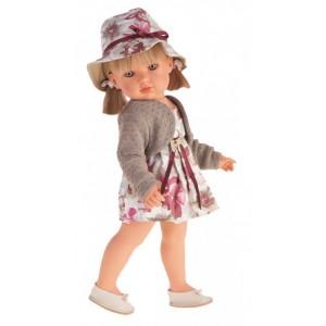 «Белла в шляпке,блондинка, 45 см» AJ2808P
