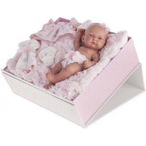 «Карла в чемодане, розовая ,26см» AJ4068P