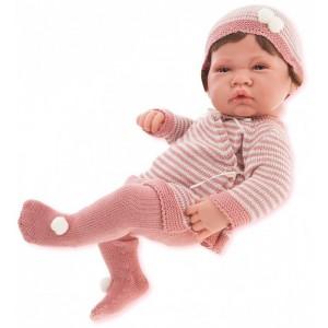 «Мануэла в розовом, 42 см» AJ5014P