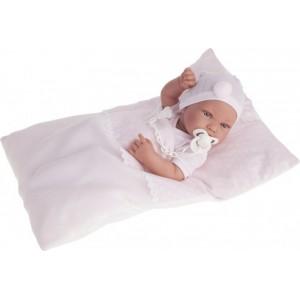 «Кукла-младенец Пипа в розовом, 42см» AJ5056P