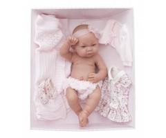 AJ5073P Кукла-младенец Эльза, 42 см