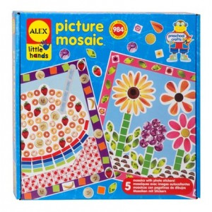 «Мозаика Из фотографий 5 картинок» AL1406