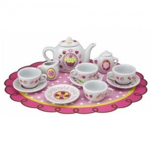«Веселое чаепитие для декора стикерами» AL171C