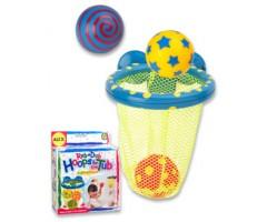 Игра для ванной  Мячики в сетке