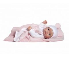 Младенец Горди в розовом
