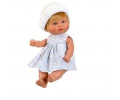 AS2110004 Кукла Asi в шапочке