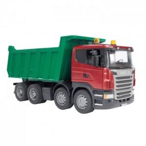 «Самосвал Scania» BR3550