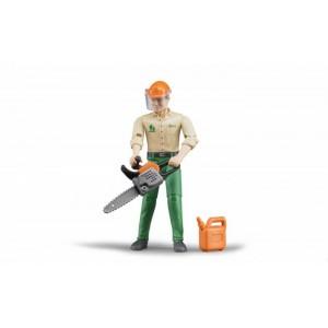 «Фигурка лесозаготовщика» BR60030