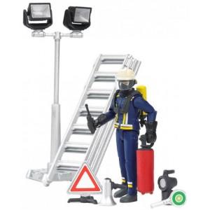 «Фигурка пожарного с аксессуарами» BR62700