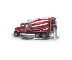 Бетономешалка MACK Granite Truck