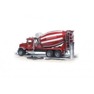 «Бетономешалка MACK Granite Truck» BR814