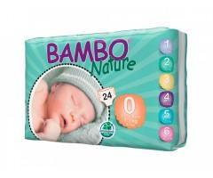 CI310130 Подгузник BAMBO Nature Premature 1-3 kg № 24