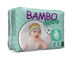 CI310132 Подгузник дет.BAMBO Nature Mini - 2 № 30