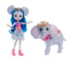 EFKY73 Кукла Ekaterina Elephant