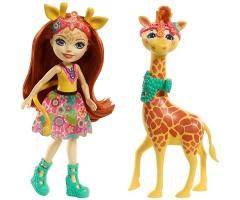 EFKY74 Кукла Gillian Giraffe