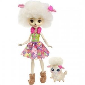 «Лорна с овечкой» EFNH25