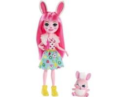 EFXM73 Кукла с питомцем Кролик Бри