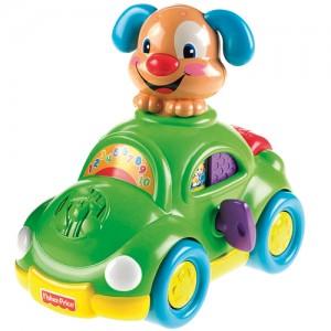 «Машина  со щенком» FP3063