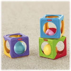 «Кубики со звуком» FP6977