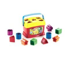 Первые кубики малыша