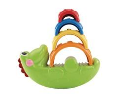 Пирамидка Веселый крокодил