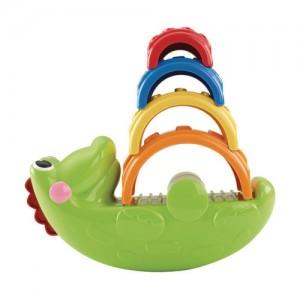«Пирамидка Веселый крокодил» FPCDC48