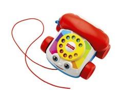 Говорящий телефон на колесах