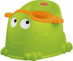 Горшочек Зеленый лягушонок