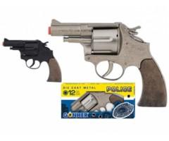 GH1026 Револьвер Police 12 пистонов